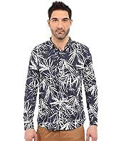Night Garden Long Sleeve Shirt