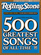 Selections from Rolling Stone Magazine's 500 Greatest Songs of All Time: Guitar..