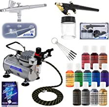 dinkydoodle airbrush and compressor set