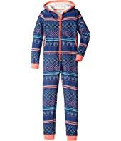 Roxy Kids Cosy Up One-Piece (Big Kids)