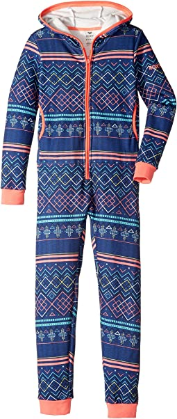 Roxy Kids - Cosy Up One-Piece (Big Kids)