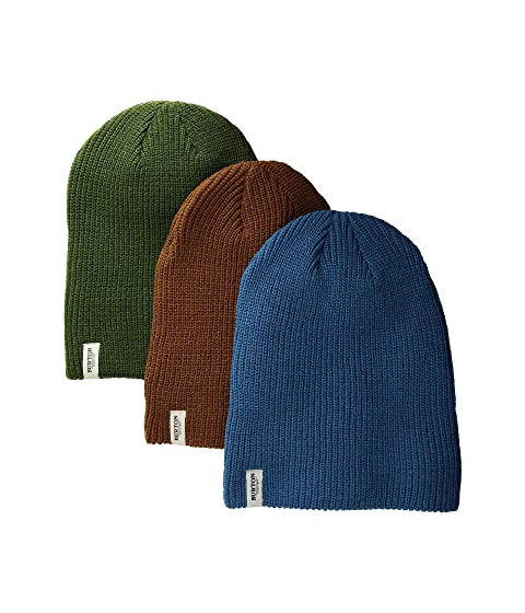 Burton Dnd Beanie 3 Pack Rifle Green True Penny Moutaineer Coupon Code 4aa12d4328c