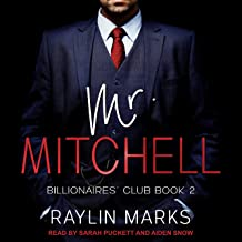 Mr. Mitchell: Billionaires' Club Series, Book 2