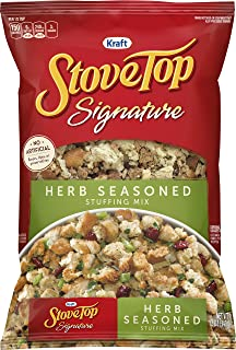 Stove Top Signature Herb Seasoned Stuffing Mix, 12 oz Pouch