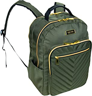 green backpack women's
