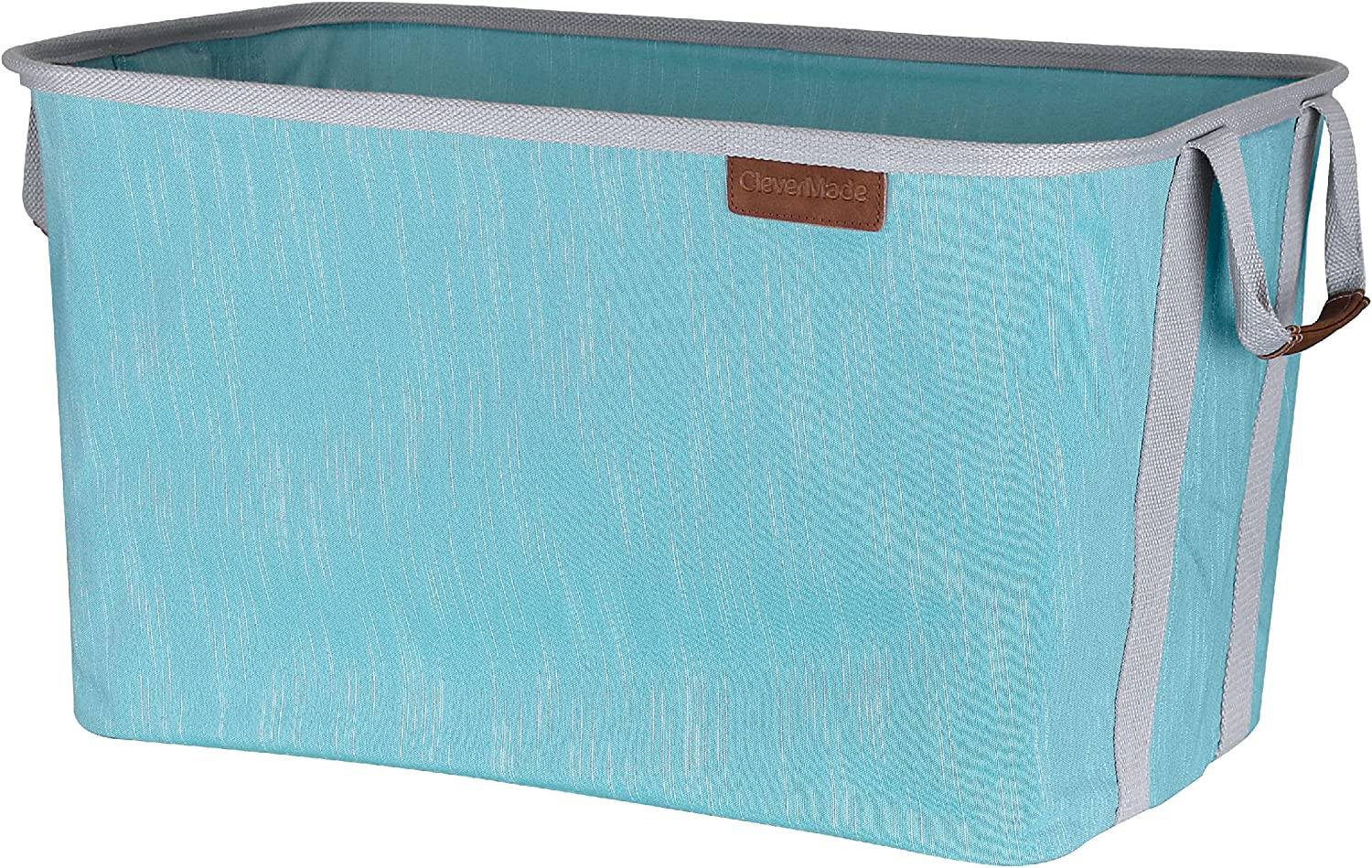 CleverMade Collapsible Popular brand Fabric Laundry Basket St Durable Pop Up - Super popular specialty store