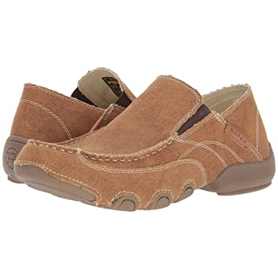 Roper Dougie (Tan Canvas) Men