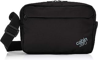 Cabin Zero Flipside Shoulder Bag, 3L Capacity, Absolute Black