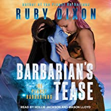 Barbarian's Tease: Ice Planet Barbarians Series, Book 15