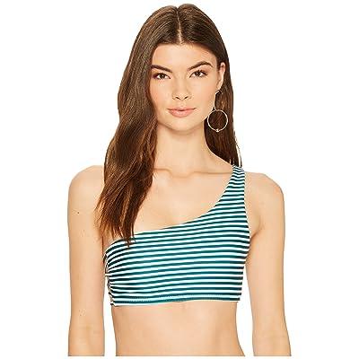 Isabella Rose Avalon Strappy Asymmetrical Bikini Top (Multi) Women