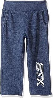 STX Fashion Boys Long Color Block Short Sleeve Tee and Jogger