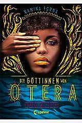 Die Göttinnen von Otera (Band 2) - Purpur wie Rache: Fortsetzung des New York Times Bestsellers (German Edition) Kindle Edition