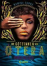 Die Göttinnen von Otera (Band 2) - Purpur wie Rache: Fortsetzung des New York Times Bestsellers (German Edition)