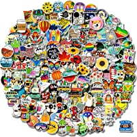 300 PCS Stickers Pack (50-850Pcs/Pack), Colorful VSCO Waterproof Stickers, Cute Aesthetic Stickers. Laptop, Water...
