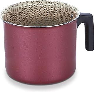 Tramontina Milk Boiler pot 14 cm - 1.9 Lts external and internal NON-STICK coating