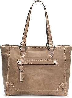 FRYE Melissa Zip Leather Tote