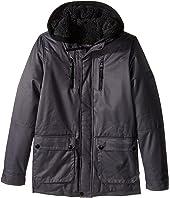 Urban Republic Kids - Sherpa Lined Ballistic Coat (Big Kids)