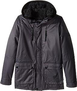 Sherpa Lined Ballistic Coat (Big Kids)
