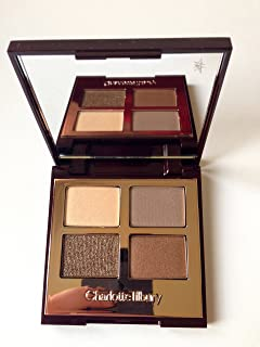 Charlotte Tilbury Luxury Palette Color-coded Eyeshadow Palette # the Golden Goddess