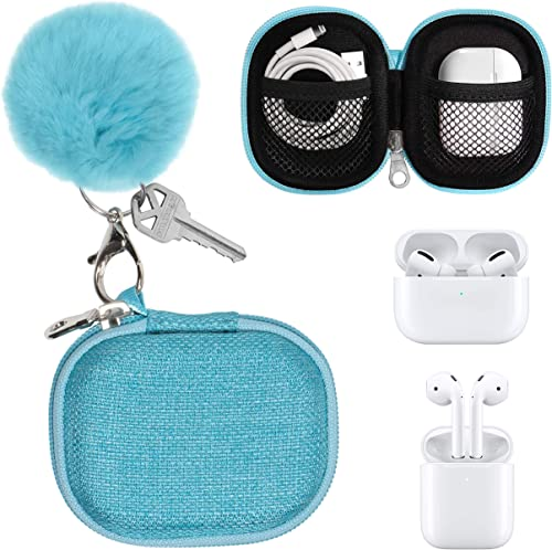 high quality InGo Case for Airpods Pro, Airpods 2, Airpods 1; Samsung Galaxy Buds Pro, Galaxy online sale Buds 2, Galaxy Buds online sale and Universal for Other True Wireless Earbuds, mesh Accessories Pocket outlet online sale