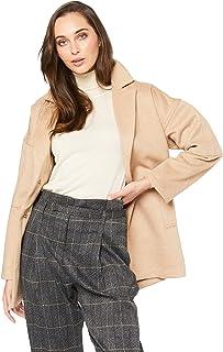 Imonni Women's Zaylee Wool Felt Coat