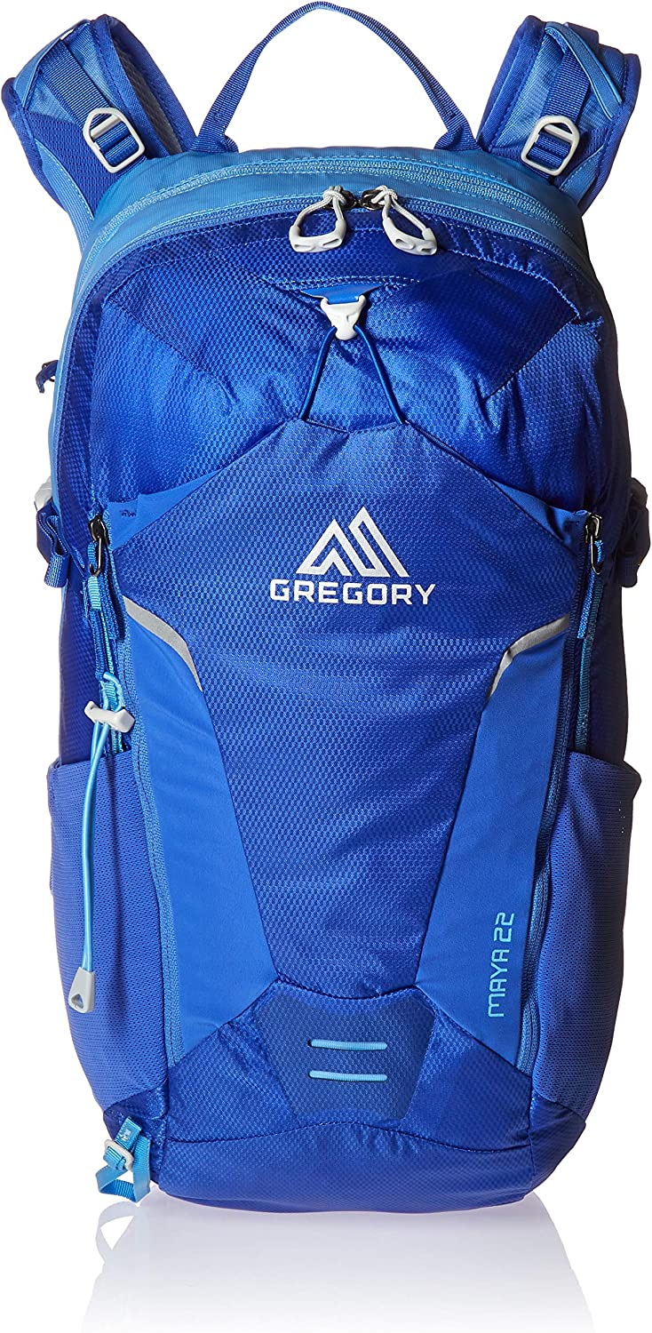 Gregory Mountain Products Maya 22 Liter Women's Day Hiking Backpack   Mountain Biking, Commuting, Travel   Durable Straps and Hipbelt, Helmet Compatible Pocket   Comfort on The Trail
