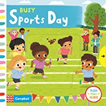 Busy Sports Day (Busy Books)