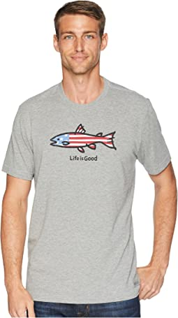 American Fish Crusher Tee