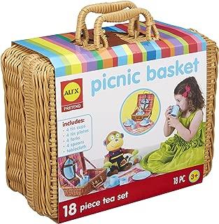 ALEX Pretend Picnic Basket
