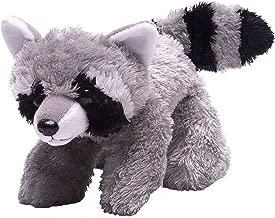Wild Republic Raccoon Plush, Stuffed Animal, Plush Toy, Gifts for Kids, Hug'EMS 7