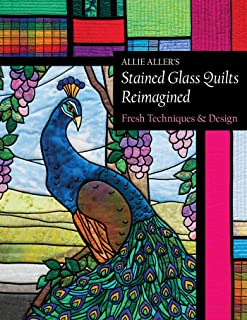 Best stained glass quilt Reviews