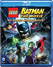 LEGO Batman The Movie: DC Superheroes Unite