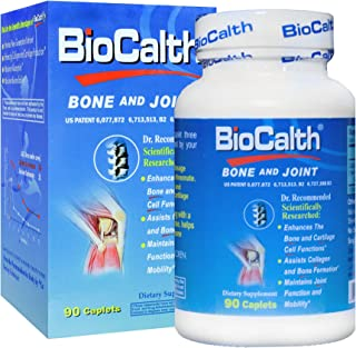 BioCalth® Calcium L-threonate (90 Caplets) Calcium Supplement