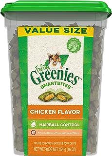 Greenies Feline SMARTBITES Hairball Control