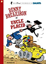 Benny Breakiron #4: Uncle Placid (English Edition)