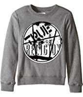 True Religion Kids - Vinyl Pullover (Big Kids)
