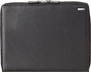 Victorinox Men's Altius 3.0 Vancouver Leather Zip Around Case with Adjustable Stand Apple Ipad and Ipad 2