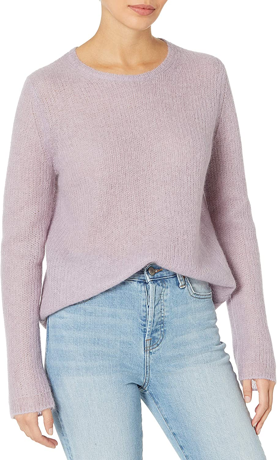 Vince Women's Double Layer Pullover