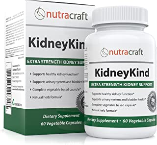 Sponsored Ad - #1 Kidney Support and Detox Supplement - Natural Kidney Cleanse and Bladder Care Formula for Kidney and Uri...