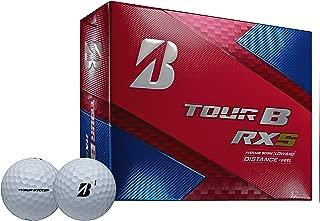 Bridgestone Golf Tour B RXS Golf Balls, White (One Dozen)