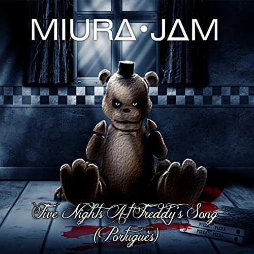Five Nights At Freddys 1 Song Rock Cover By Miura Jam On Amazon Music Amazon Com