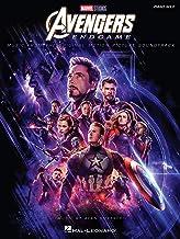 Avengers - Endgame Songbook (English Edition)