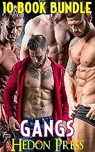 Gangs 10 Book Bundle: Multiple Men, One Lucky Lady