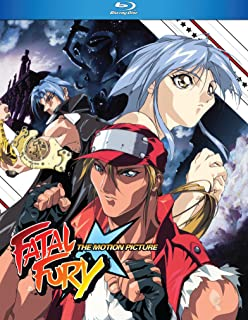Fatal Fury the Movie [Blu-ray] [Import]