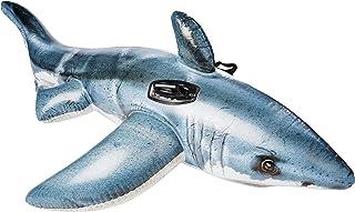 "Intex Great White Shark Ride-On, 68"" x 42"", para Edades 3 +"