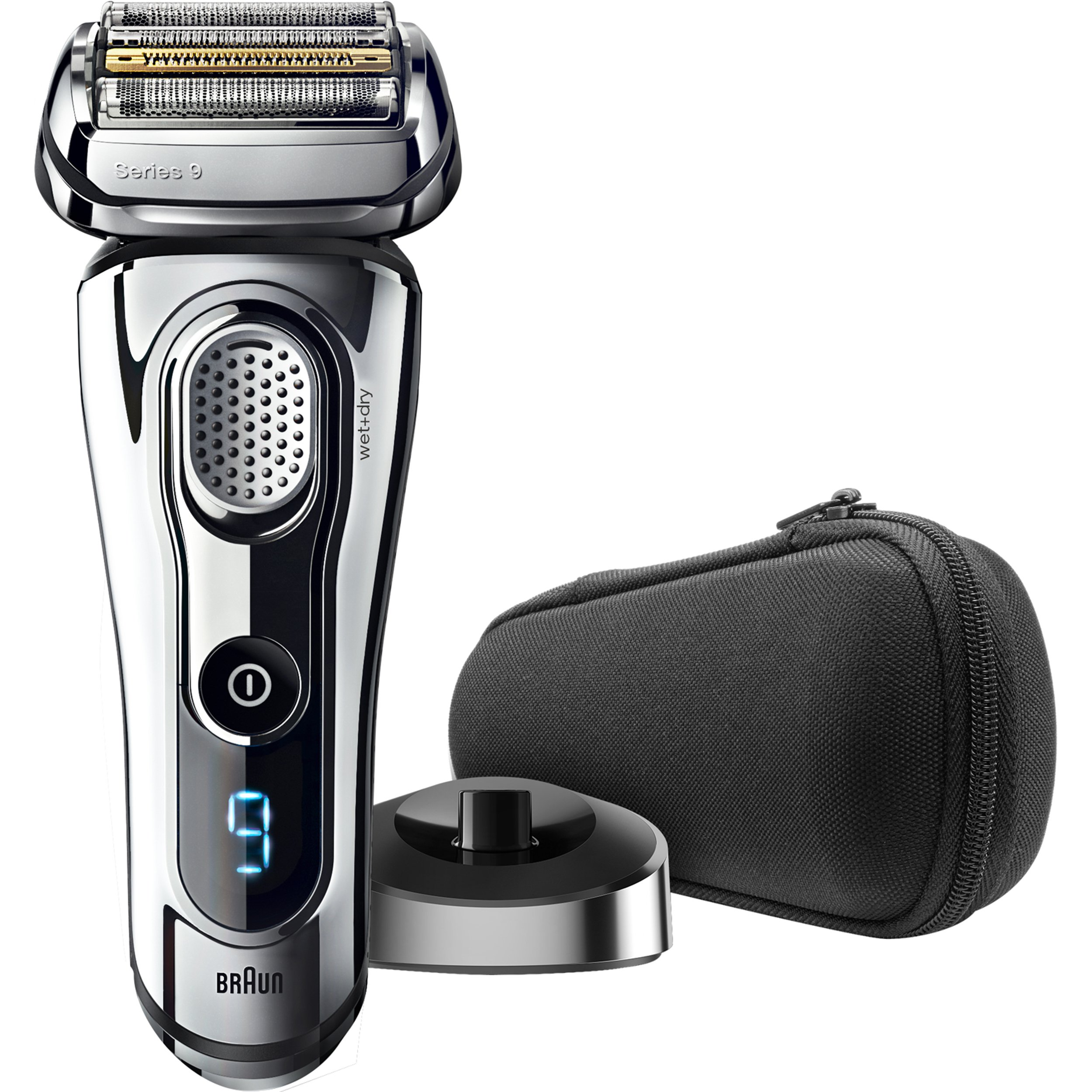 브라운 시리즈9 9290cc/9293s 전기면도기 Braun series 9 Braun Electric Razor for Men, Series 9 9293s Electric Shaver