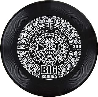 Innova Big Kahuna Heavyweight Wind-Resistant Flying Disc 200 Grams (Tiki) - Assorted Colors