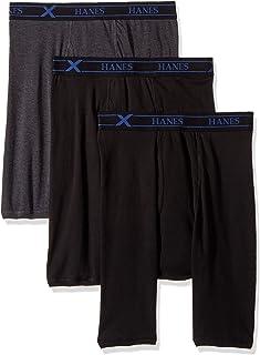Hanes Ultimate Men's Boxer Briefs (Pack of 3)