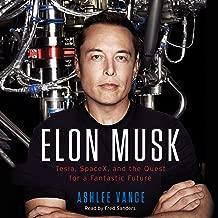 Best elon musk autobiography book Reviews