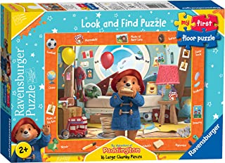 Ravensburger The Adventures of Paddington My First 16 Piece Jigsaw Puzzle For Toddlers and Kids 2 Years and Up